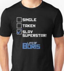 Slav superstar Unisex T-Shirt