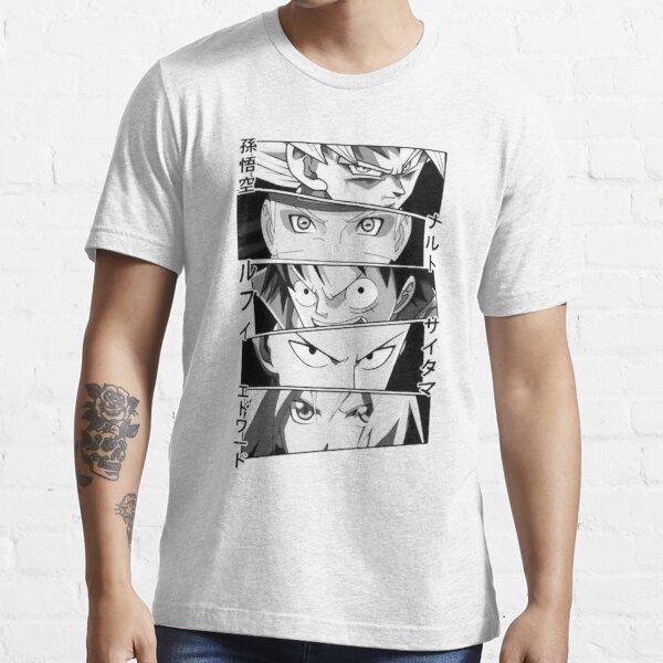 T-SHIRT Anime T-shirt essentiel