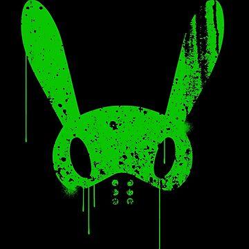 BAP Grunge Logo by NiaInDisguise