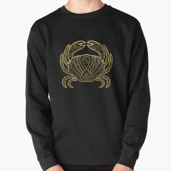 Cancer gold Pullover Sweatshirt
