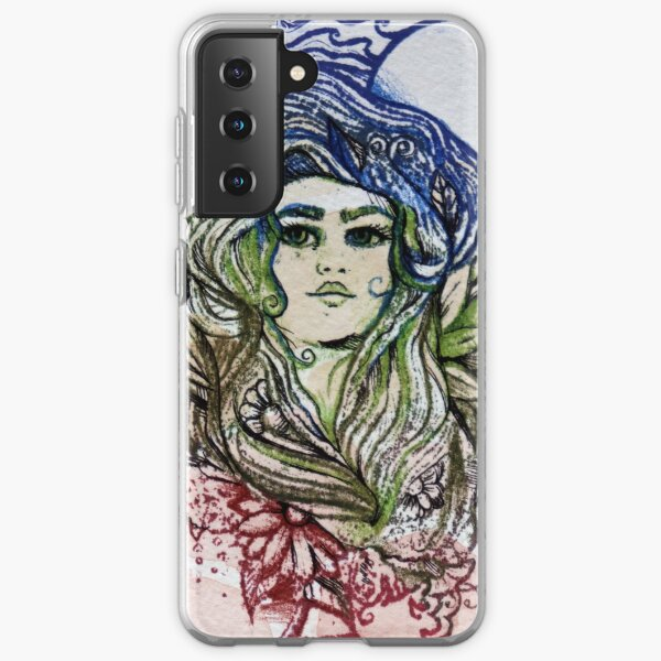 Goddess Gaia  Samsung Galaxy Soft Case