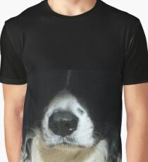 Dog's nose close up Graphic T-Shirt
