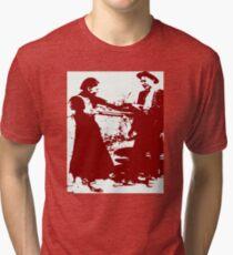 BONNIE AND CLYDE Tri-blend T-Shirt