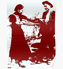 BONNIE AND CLYDE Poster