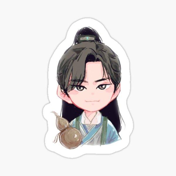 Zhou Zi Shu Sticker