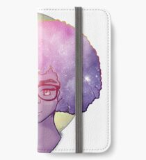 You are made of stars iPhone Flip-Case/Hülle/Skin