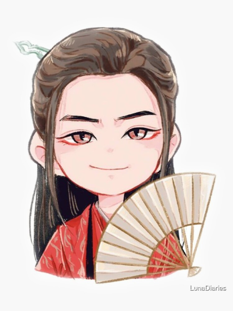 Wen Ke Xing by LunaDiaries