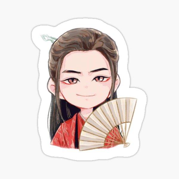 Wen Ke Xing Sticker