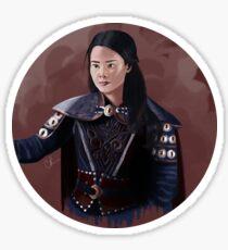 Mulan Sticker