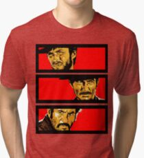 Western-Duell Vintage T-Shirt