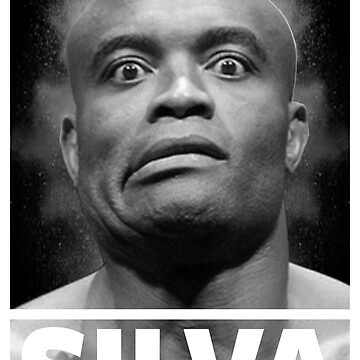 Anderson Silva by Wrong-Unz