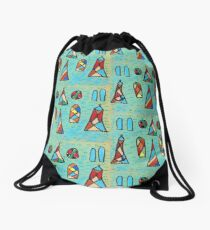 tipi Drawstring Bag