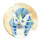 Ramses The Great by AlexiDoesArt