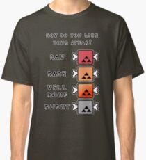 Monster Hunter STEAK Classic T-Shirt