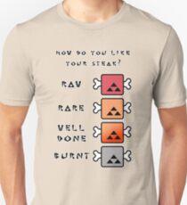 Monster Hunter STEAK T-Shirt