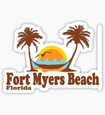 Fort Myers. Sticker