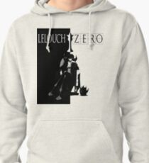 Lelouch-Zero Pullover Hoodie