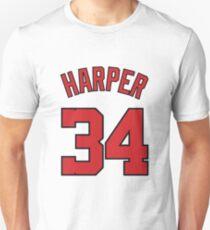 JERSEY HARPER 34 ! Unisex T-Shirt