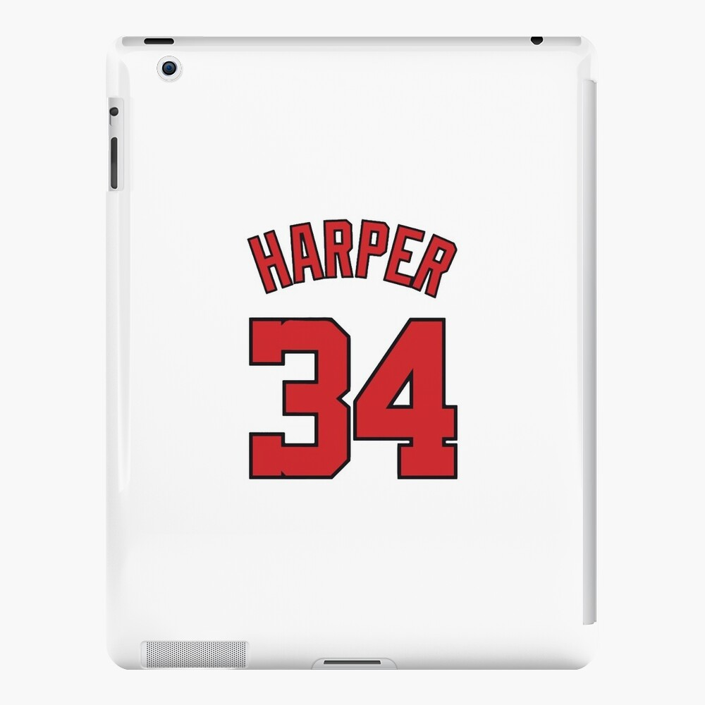 JERSEY HARPER 34! iPad-Hüllen & Klebefolien