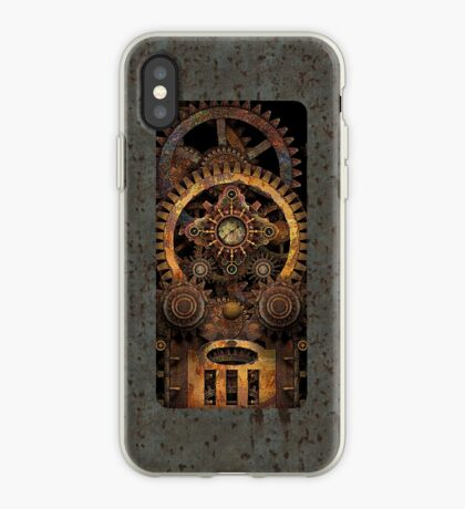 Infernal Vintage Steampunk Machine #2 Phone Cases iPhone Case