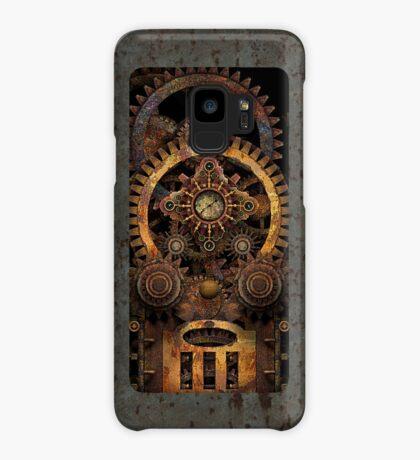 Infernal Vintage Steampunk Machine #2 Phone Cases Case/Skin for Samsung Galaxy