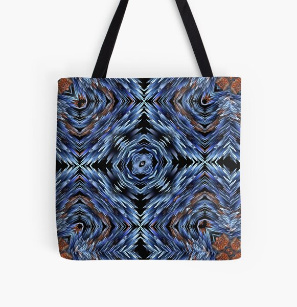 The Legacy Edge All Over Print Tote Bag