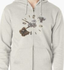 The Blooming, the Withering, and the Everlasting Zipped Hoodie