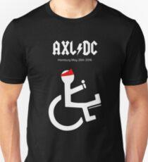 Funny AXL/DC Hamburg T-Shirt
