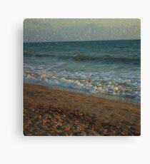 Il mare Canvas Print