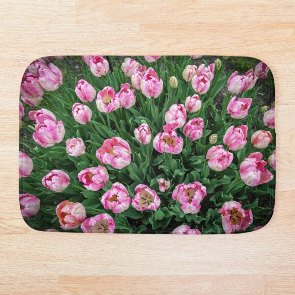 Stretch for that Sunshine! Bath Mat