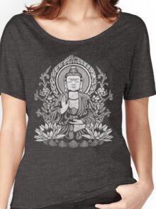 Siddhartha Gautama Buddha White Women's Relaxed Fit T-Shirt