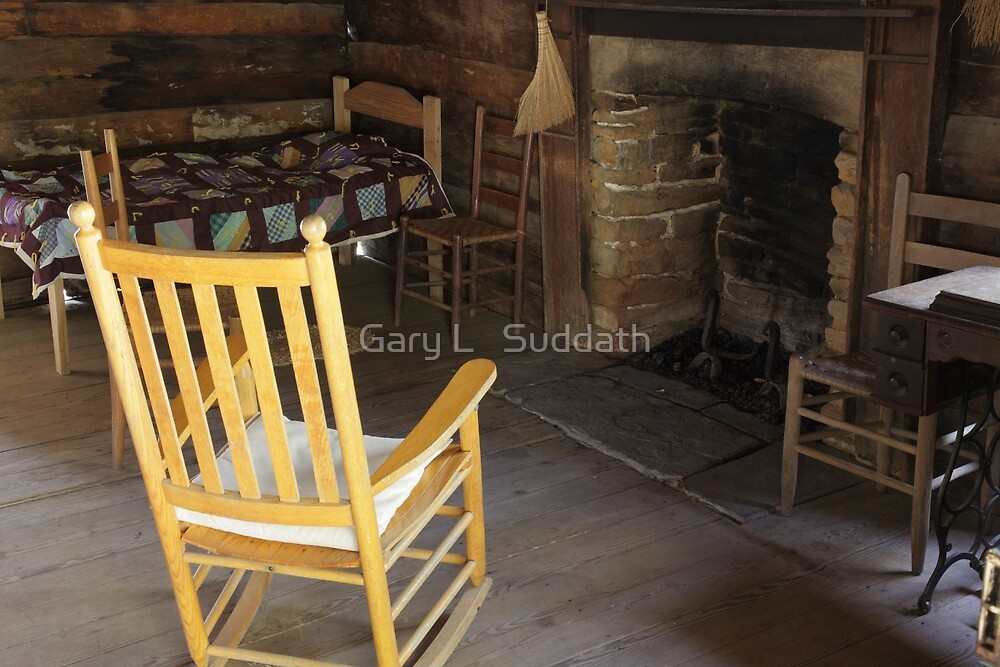 Easy Chair by Gary L   Suddath