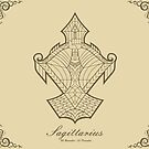 Sagittarius gold by elangkarosingo
