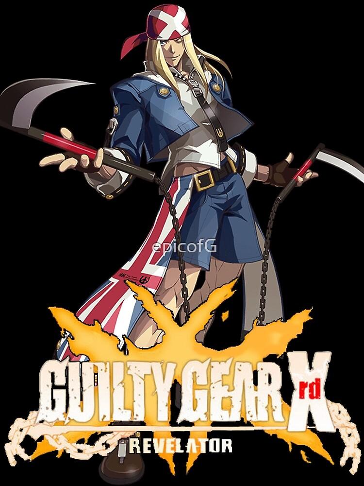 axl low guilty gear - photo #23