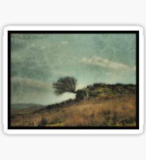 The Timeless Landscape Sticker