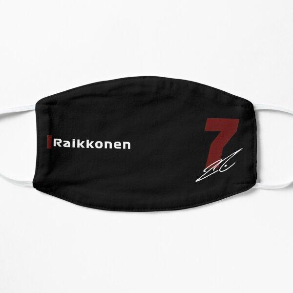 Kimi Raikkonen 2021 Masque sans plis
