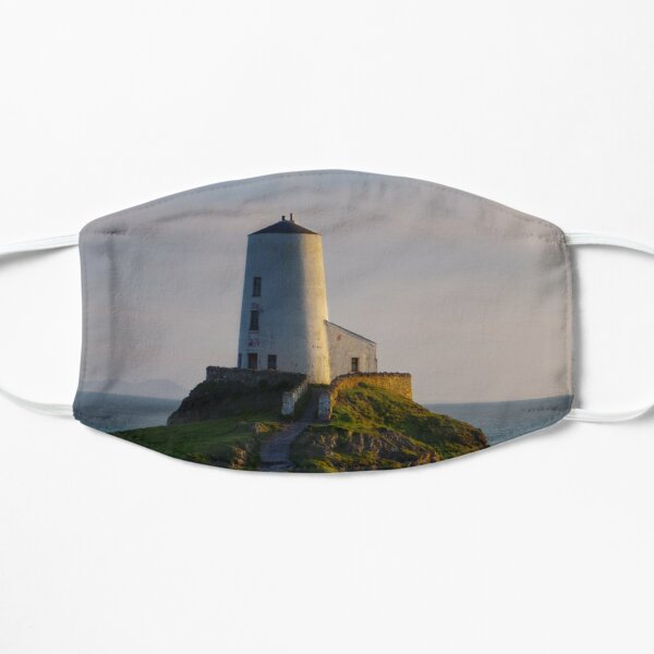 Tŵr Mawr Lighthouse, Anglesey Flat Mask
