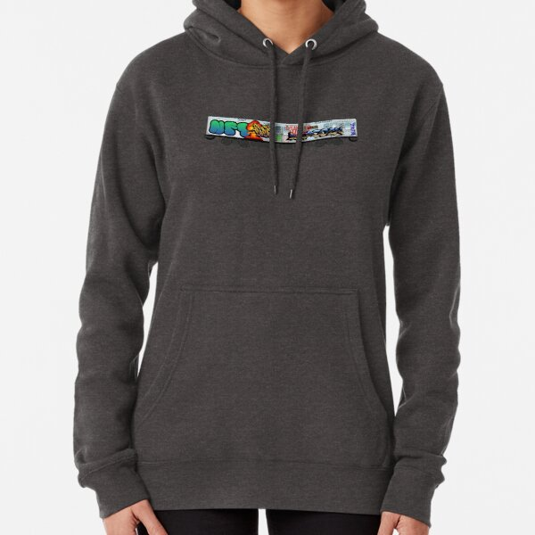 Ride To The Moon Pullover Hoodie