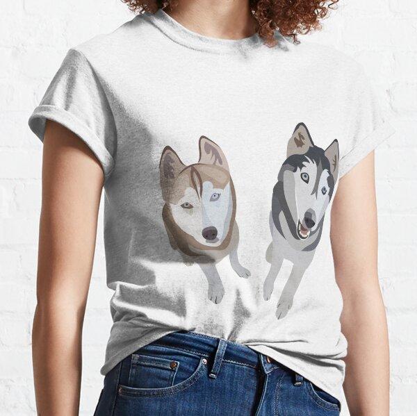 Huskies  Classic T-Shirt