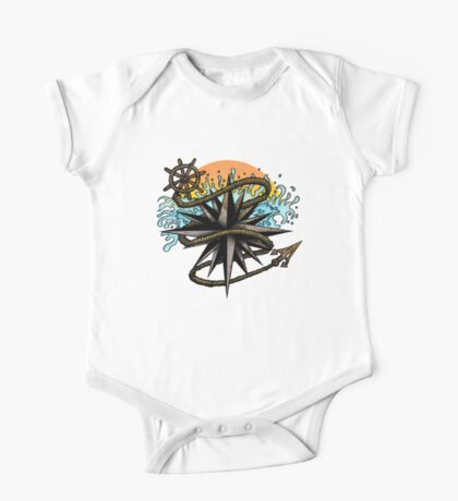 Nautical Splash Kids Clothes