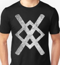 Gungnir Odins Spear- White T-Shirt