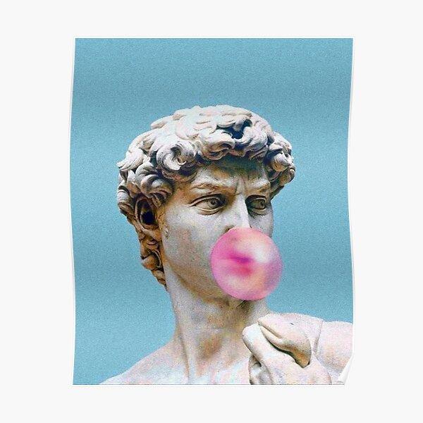 David Michelangelo | Bubble Gum Poster