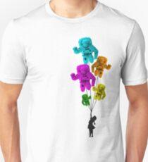 Astro girl Unisex T-Shirt