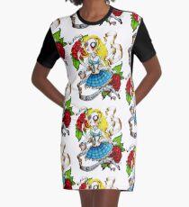 Alice Graphic T-Shirt Dress