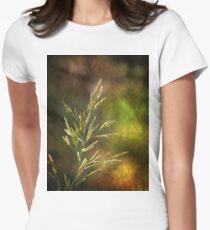 Grass Women's Fitted T-Shirt