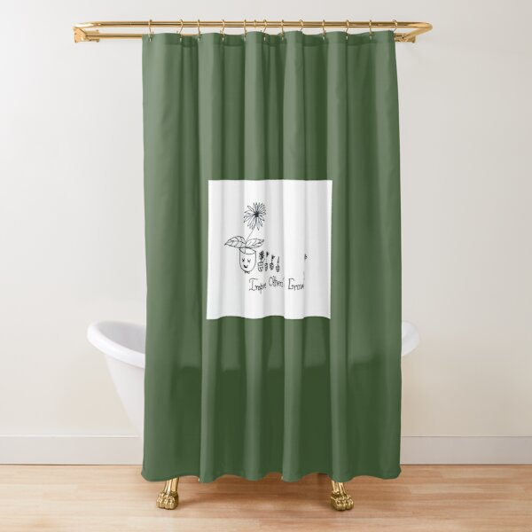 Inspire Others To Grow Shower Curtain