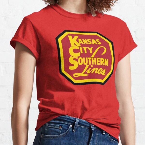 Kansas City Southern Lines Classic T-Shirt