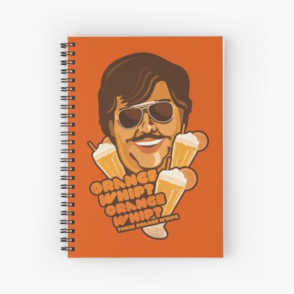 Orange Whip? Spiral Notebook