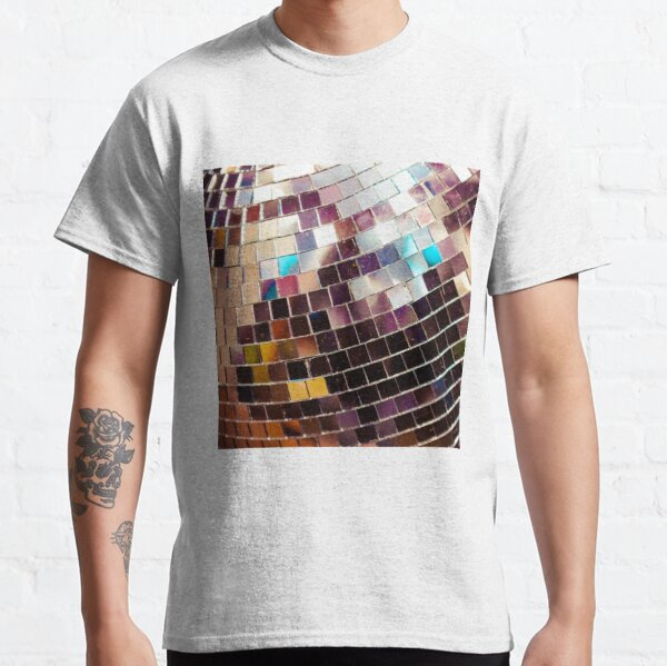 Funky Disco Ball Classic T-Shirt