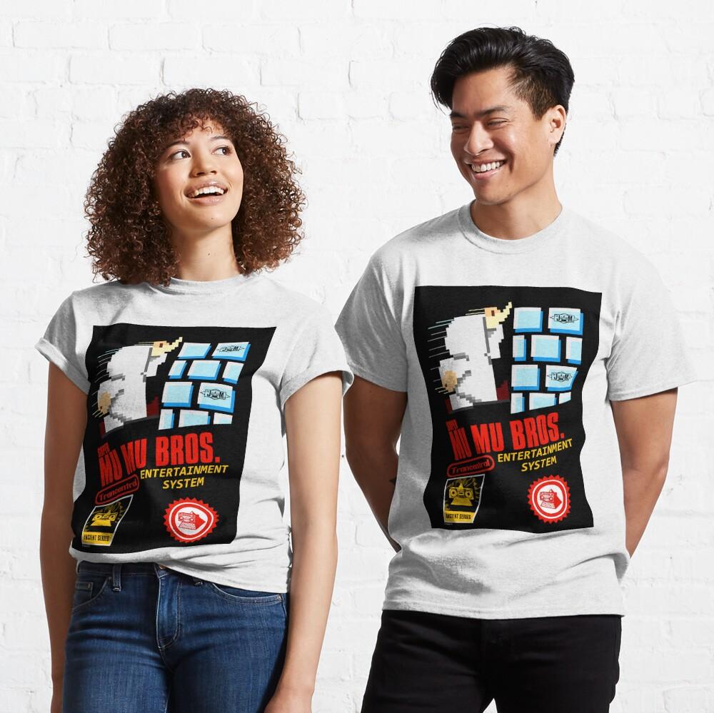 Super Mu Mu Bros Classic T-Shirt